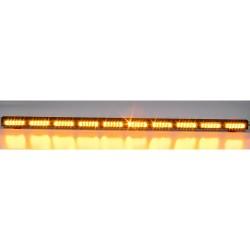 LED alej vodeodolná (IP67) 12-24V, 60x LED 3W, oranžová 1200mm
