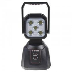 AKU LED svetlo s magnetom, 5x3W, 205x110mm