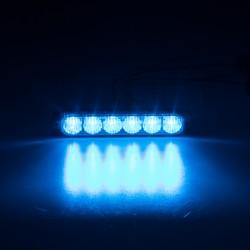 PROFI SLIM výstražné LED svetlo vonkajšie, 12-24V, ECE R65