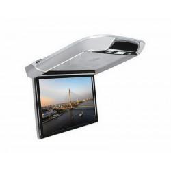 Stropný LCD monitor 13,3 šedý s OS. Android HDMI / USB, diaľkové ovládanie so snímačom pohybu