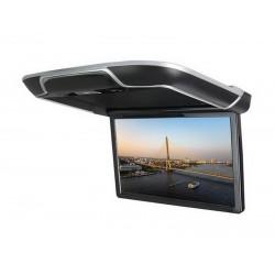 Stropný LCD monitor 13,3 čierny s OS. Android HDMI / USB, diaľkové ovládanie so snímačom pohybu