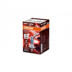 OSRAM 12V H7 55W night breaker laser (1ks)