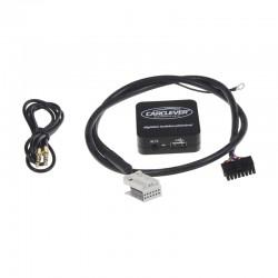 Hudobný prehrávač USB / AUX VW (12pin)