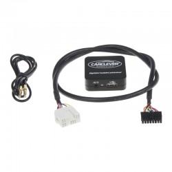 Hudobný prehrávač USB / AUX Honda