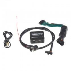 Hudobný prehrávač USB / AUX Volvo