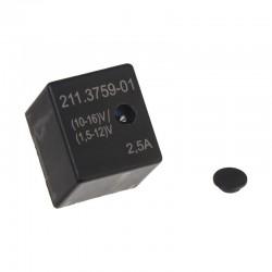 Menič napätia 12V, 2,5A regulovateľný výstup