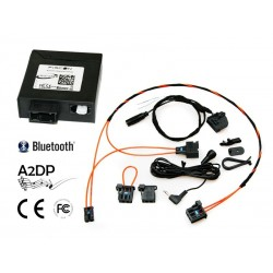 Bluetooth HF sada do vozidiel Mercedes
