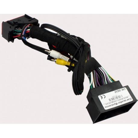 Kabeláž Chrysler, Jeep pre modul TVF-box01 (Uconnect 8.4)