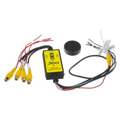 Náhradný diaľkový ovládač k SPY 03, SPY 11, SE543
