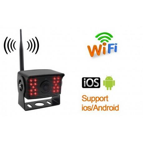 Prídavná bezdrôtová Wi-Fi kamera