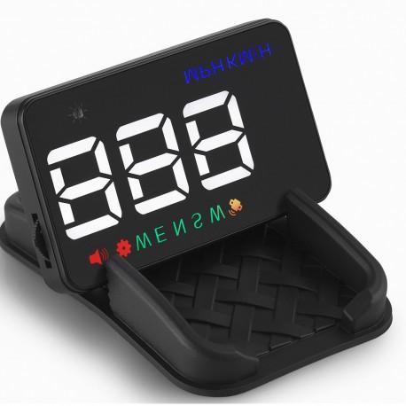 HEAD UP DISPLEJ 3,5, GPS merač rýchlosti
