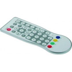 Diaľk. ovl. k TV digitálnemu tunerom Asuka
