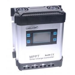 Inteligentný MPPT solárny regulátor nabíjania, 20A s LCD
