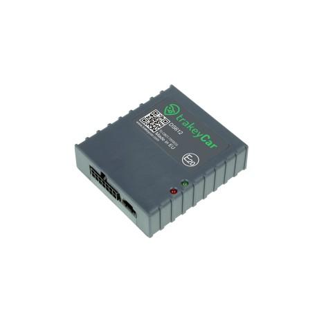 CAN-Bus GSM / GPS autoalarm TrakeyCar