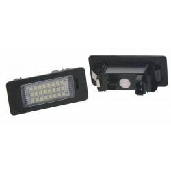 LED osvetlenie ŠPZ do vozidla BMW E39, E90, E91, E92, E93, E46