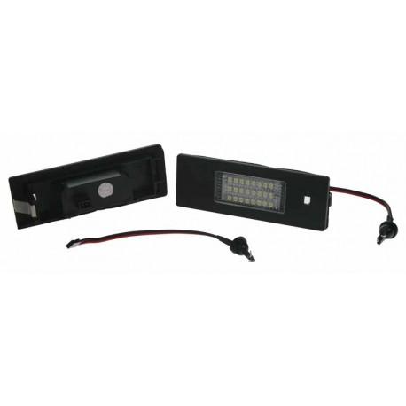 LED osvetlenie ŠPZ do vozidla BMW, Mini, Opel
