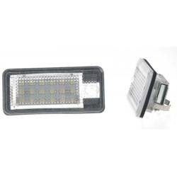 LED osvetlenie ŠPZ do vozidla Audi A3, A4, A6, A8, Q7