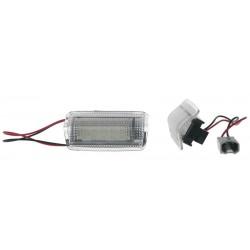 LED osvetlenie ŠPZ do vozidla Toyota Prius, Camry, Land Cruiser, Lexus IS250, ISF, RX330