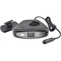 3in1 prídavné kúrenie / ventilátor / LED lampa