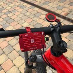Univerzálny držiak pre telefóny na bicykel, motocykel