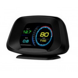 Palubný DISPLEJ LCD, OBDII, GPS na palubnú dosku