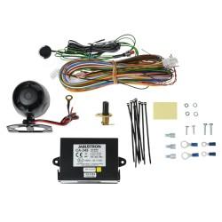Autoalarm s lokálnou signalizáciou a imobilizérom