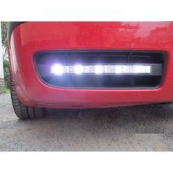 LED svetlá pre denné svietenie Škoda Octavia I 2000-10, ECE