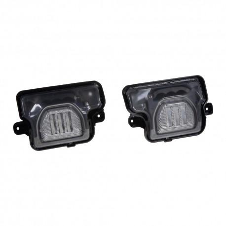 LED dynamické smerovky Jeep Wrangler JL