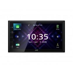 JVC 2DIN DAB / FM autorádio / 6,8 displej / USB / AUX / Bluetooth / Apple CarPlay / Android Auto