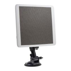 Wifi LED banner - plnofarebný displej s vysokým jasom 21,5 cm x 19,5 cm