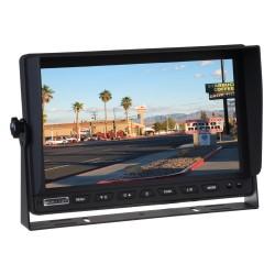 AHD monitor 10,1 s 2x 4PIN vstupmi