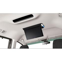 Stropný LCD monitor 13,3 čierny s OS. Android HDMI / USB, diaľkové ovládanie
