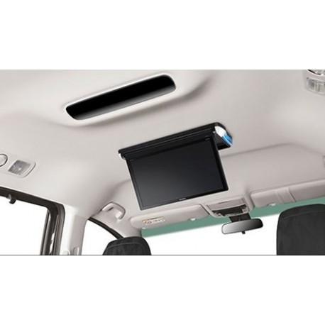 Stropný LCD monitor 13,3 antracit s OS. Android HDMI / USB, diaľkové ovládanie