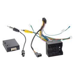 Adaptér z volantu pre Peugeot, Citroen pre rádia 80824, 80829, 80830