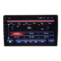 Autorádio s 10,1 LCD, Android 10.0, WI-FI, GPS, Mirror link, Bluetooth, 2x USB