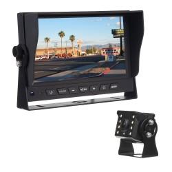 AHD kamerový set s monitorom 7, kamerou 140 °
