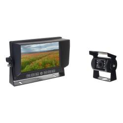 AHD kamerový set s monitorom 7, 3x 4PIN + kamera + 15m kábel