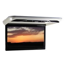 Stropný LCD monitor 19 s OS. Android USB / SD / HDMI / FM, diaľkové ovládanie so snímačom pohybu, sivý