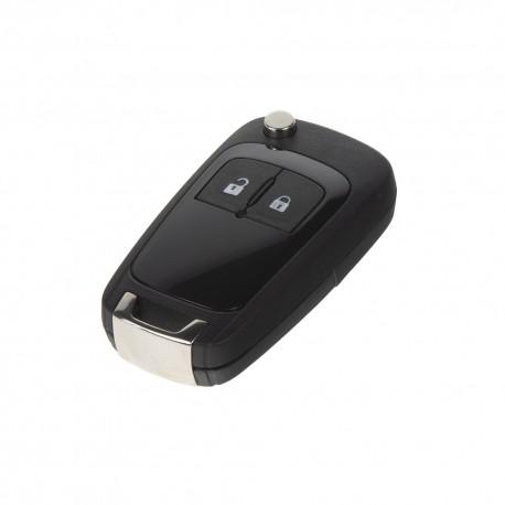 Náhr. kľúč pre Opel, 2-tlačidlový, 434MHz
