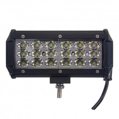 LED svetlo, 18x3W, 166mm, ECE R10