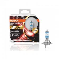 OSRAM 12V H7 55W night breaker 200 (2ks) Duo-box