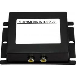 adaptér A / V vstup pre OEM navigáciu Landrover