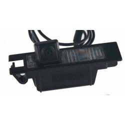 Kamera formát PAL / NTSC do vozidla Fiat, Opel Astra, Vectra, Zafira, Renault Scenic