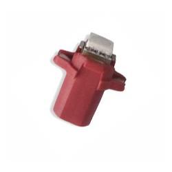 Mini LED B8,3 červená / 3SMD
