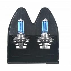 Halogén. žiarovka 24V s päticou H7, Blue white 4300K