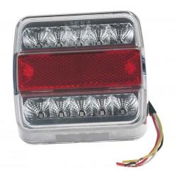 Združená lampa zadné LED 12V