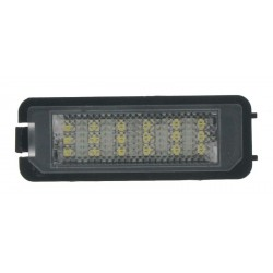 LED osvetlenie ŠPZ do vozidla Seat, Škoda, VW Golf, Lupo, Passat