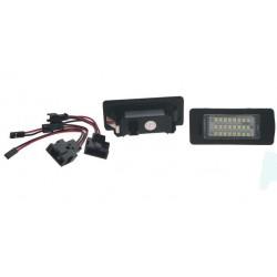 LED osvetlenie ŠPZ do vozidla Audi, VW, Škoda, Seat