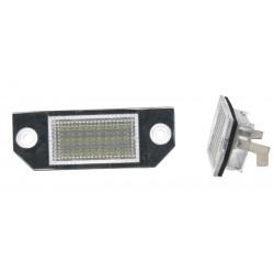 LED osvetlenie ŠPZ do vozidla Ford Focus 03-08, C-MAX 03-