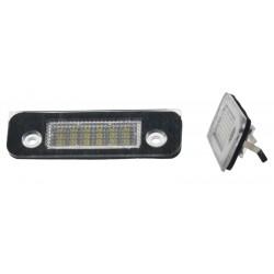 LED osvetlenie ŠPZ do vozidla Ford Fiesta 2011-, Fusion 2011-, Mondeo 08-
